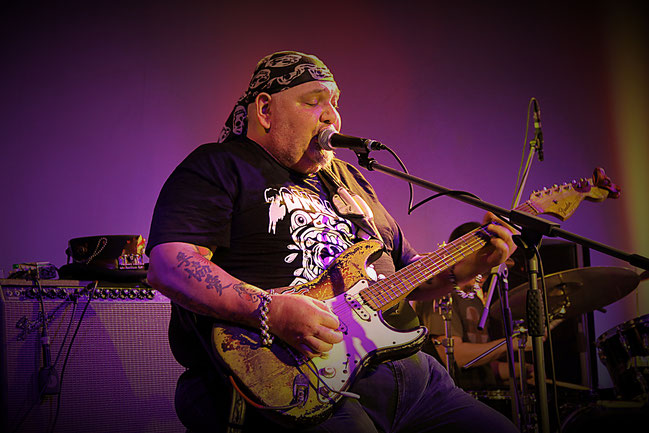 Popa Chubby USA Blues Band