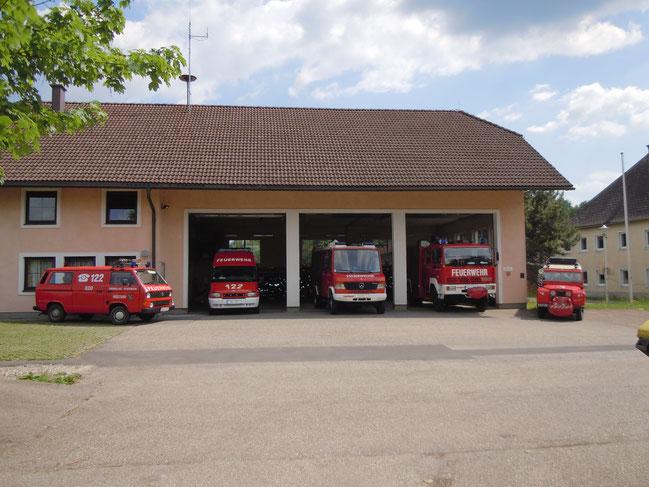 Feuerwehrhaus 2011