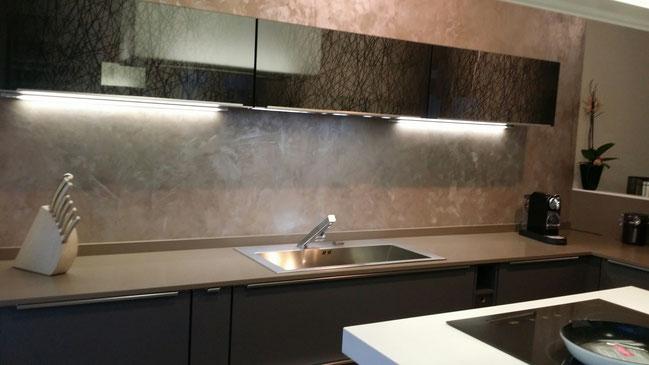 Conception agencement de cuisines design haut de gamme allemand et fran ais sur mesure - Cuisine haut de gamme ...