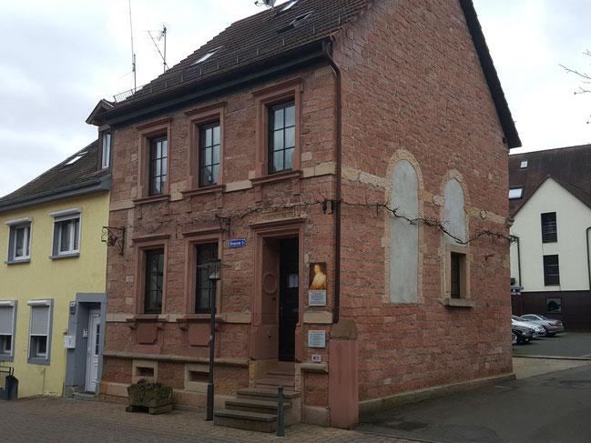 Altstadtrundgang Otterberg, Alte Synagoge