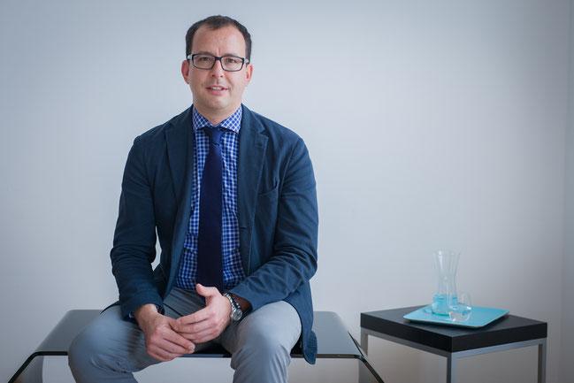 Persönlicher Werdegang von Dr. Matthias Reisinger