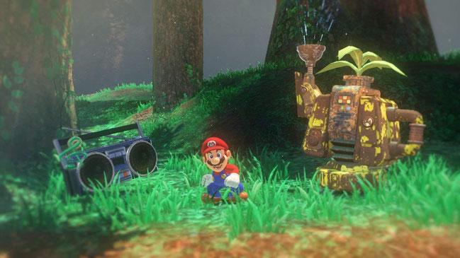 Beste Switch Spiele: Super Mario Odyssey
