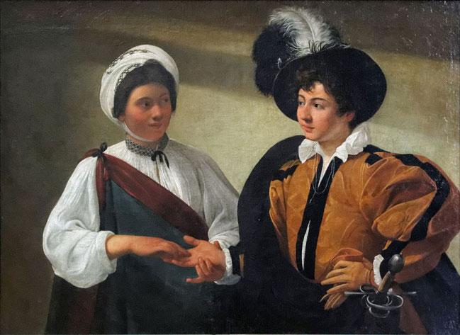 Самые известные картины Караваджо