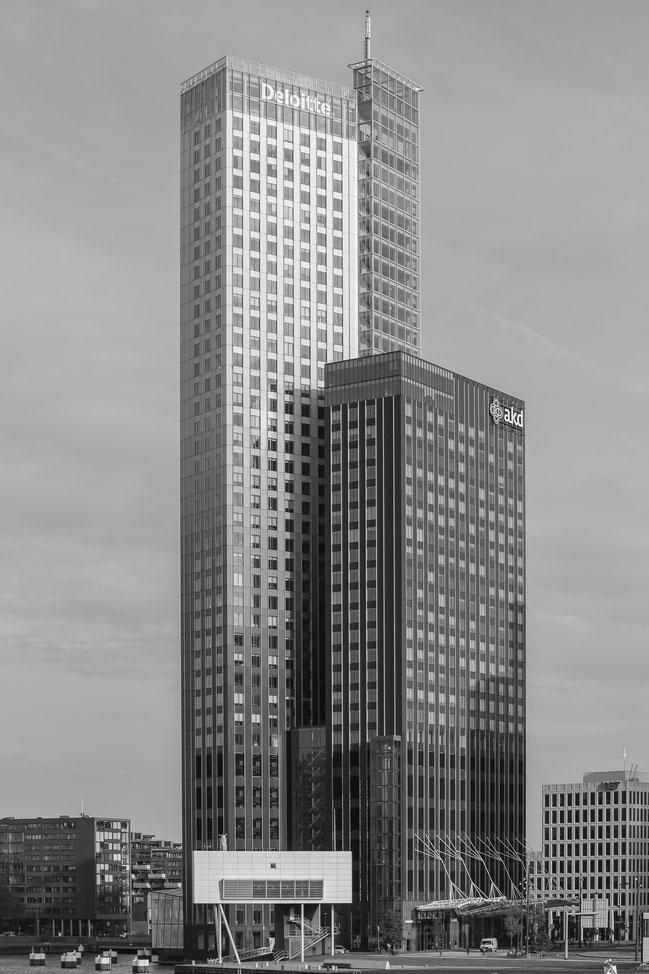 Maastoren - Rotterdam - The Netherlands