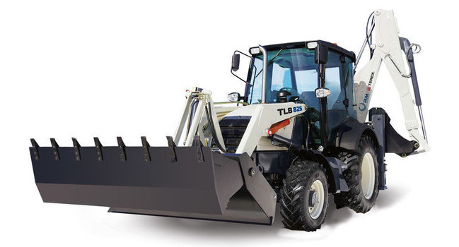 TEREX TLB Tractor