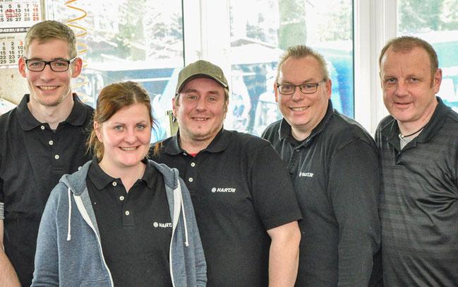 Hartje Service-Team © Hartje