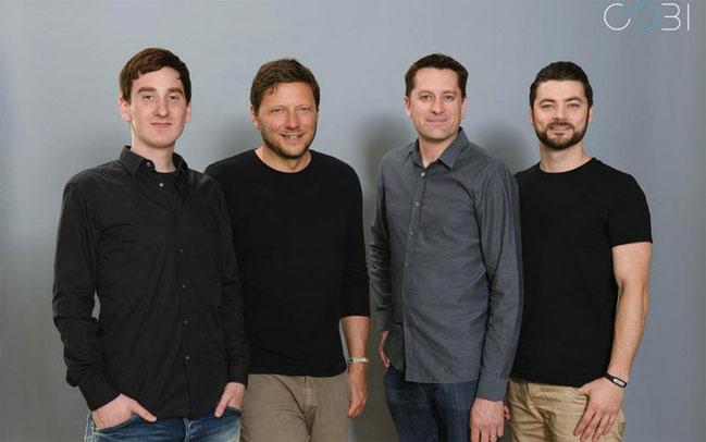 Das COBI Team © Tomy Badurina