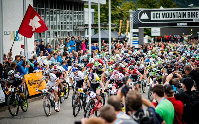 Start Herren 2014 © Marius Maasewerd /EGO-Promotion