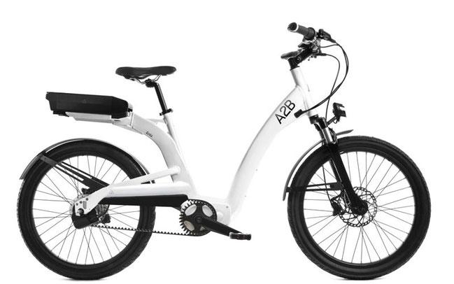A2B Entz mit Conti E-Bike-System © A2B