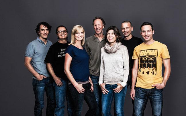 Das Team von Boa Technology © Boa Technology