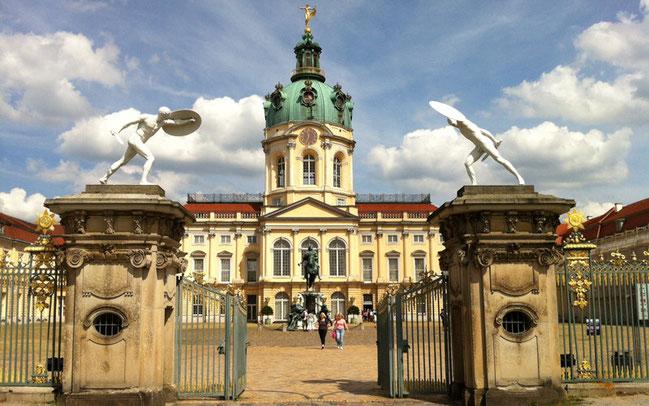 Schloss Charlottenburg © Rückenwind Reisen