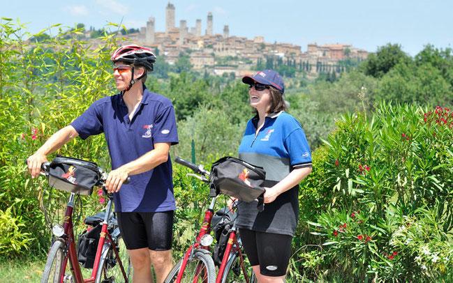 Radeln in der Toskana ©Eurobike