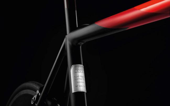 Audi Sport Racing Bike © Lightweight/PR Trust