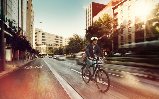 © Bosch E-Bike-Systems