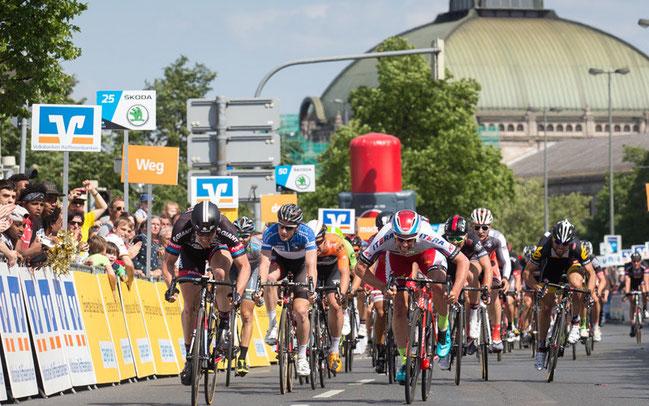 ©Pressefoto Bayern-Rundfahrt