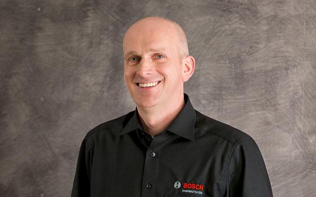 Armin Harttig, Leiter Vertrieb und Service bei Bosch eBike Systems © Bosch eBike Systems