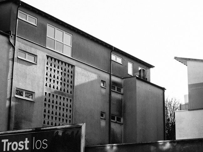 Trostlos, Bad Godesberg, Bonn, Architektur, architecture