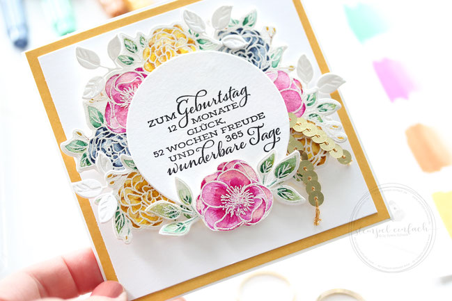 Watercolorcard-sylwia schreck for stampin up