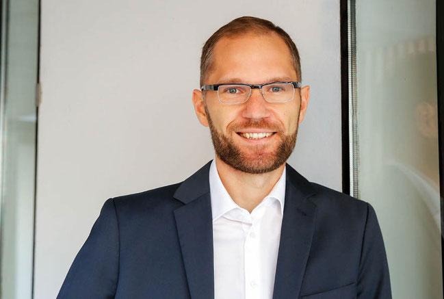 Prof. Dr. Samuel Jahreiß (Foto: N. Winter)