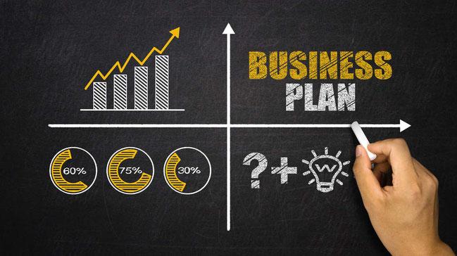 事業計画書の書き方 代表的な項目