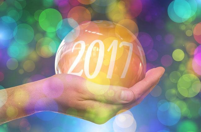 Bonne Année 2017 par e-cime.fr