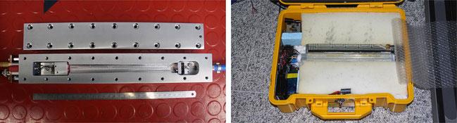 Prototypen zur Erdbebenvorhersage FFT-Analyse zur Erdbebenvorhersage earthquake prediction