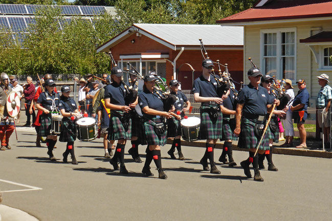 St Andrews Caledonian Pipe Band