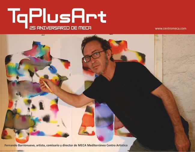 Obras de Fernando Barrionuevo: Sin pies ni cabeza