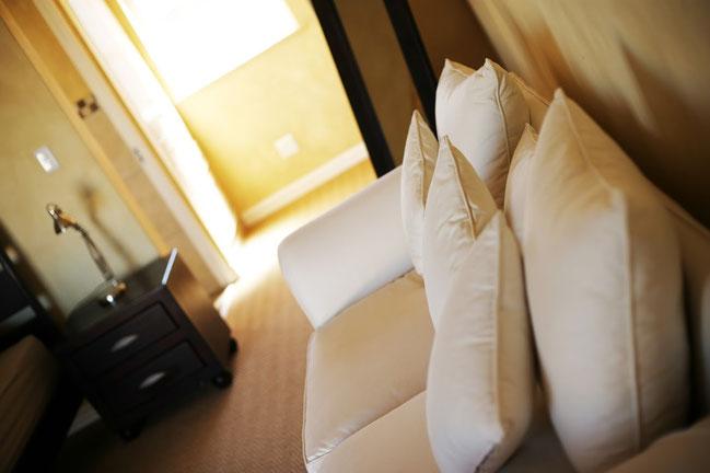 LOVE is in the Air! Ferienhaus Kleinberger - hier sind Sie richtig! Die Elefanten Suite im 1. Stock.