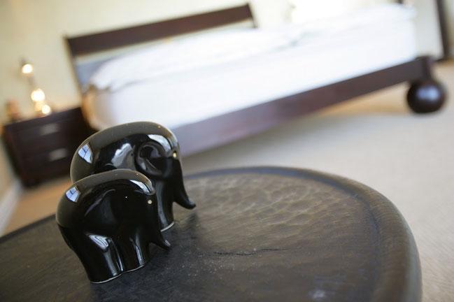 Ferienhaus Kleinberger - hier sind Sie richtig! Die Elefanten Suite im 1. Stock.
