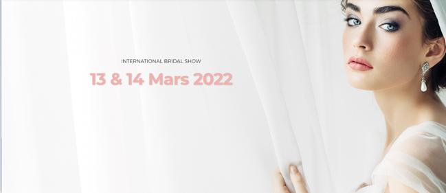 Paris Bridal Fair 13 et 14 Mars 2022