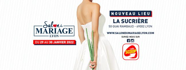 Salon du Mariage à Lyon 29 et 30 Janvier 2022