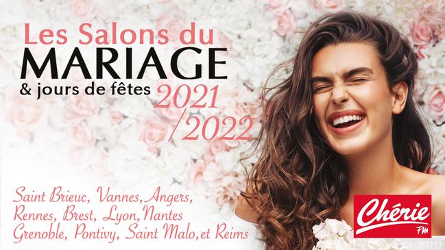 Salon du Mariage & jours de fête à Pontivy 15 et 16 Janvier 2022
