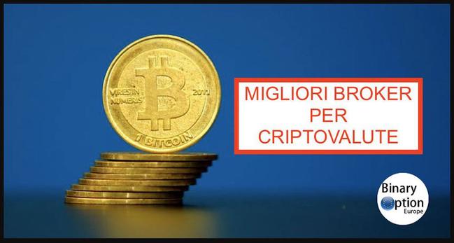 migliori broker criptovalute italia