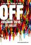 Le programme avec les mille spectacles du festival d'Avignon