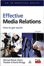 effective media relations michael bland alison theaker