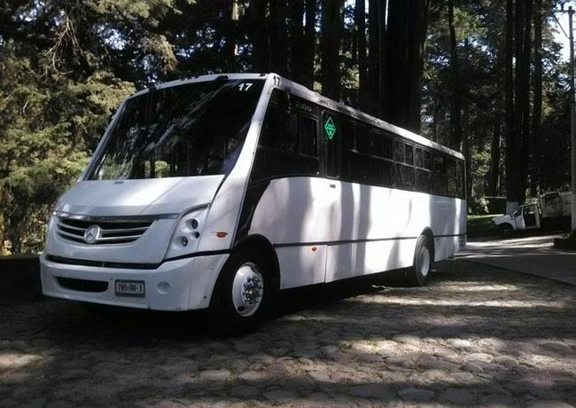 Renta de transportes de turismo en camiones, excursiones familiares y de amigos, balnearios, pueblos mágicos, tours, eventos sociales