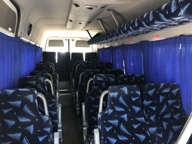 Renta de camionetas de turismo con chofer profesional. Excursiones, balnearios, parques, la marquesa, el Ajusco, museos, teatros, fiestas,
