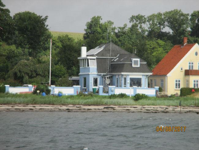 Frühere Familien-Sommerresidenz an der Flensburger Förde