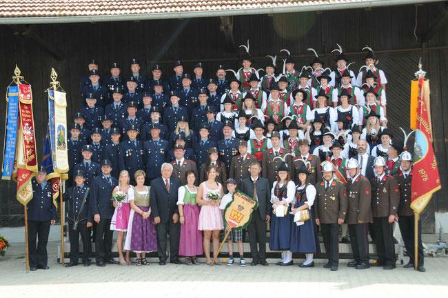 Gemeinsames Gruppenbild 2011