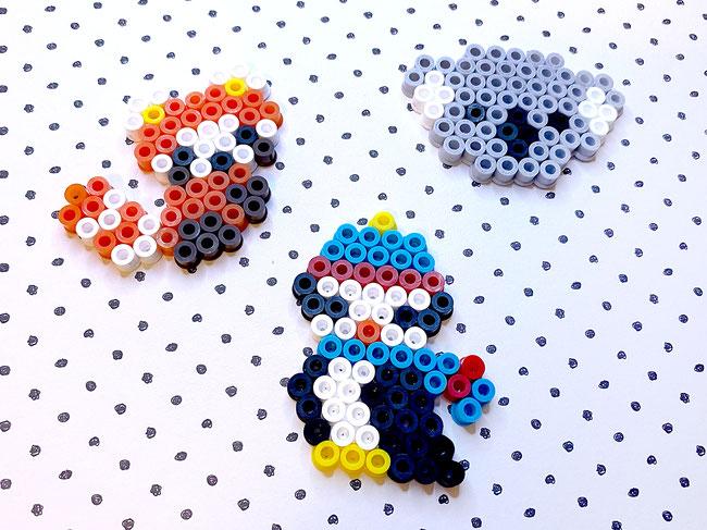 Pinguin Christmas Perler Beads Perler Bead