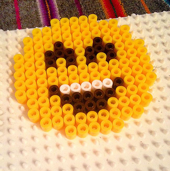 Hama-Bügelperlen; Spielwaren-Kröll; Emoji