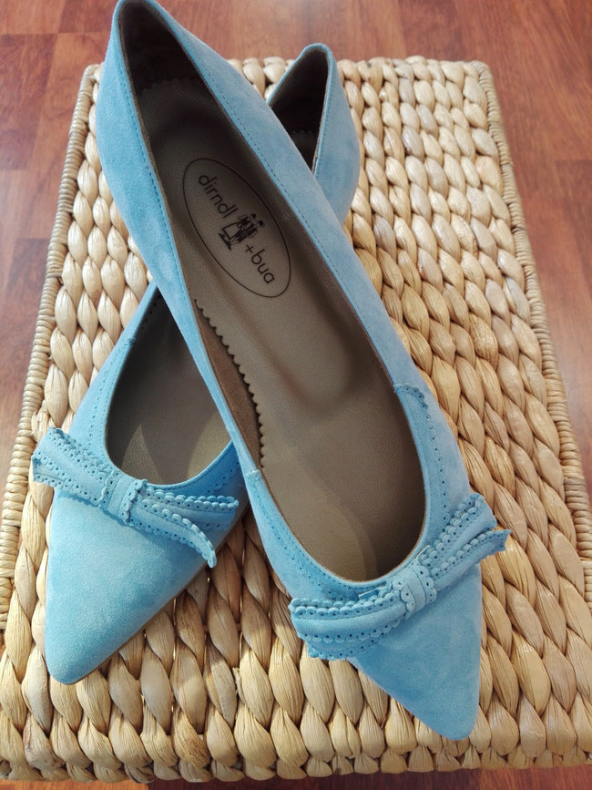 Schuhe Dirdnl & Bua