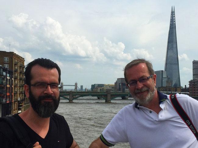 LONDYN - maj 2016