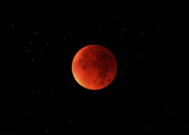 Mondfinsternis 27-28.09.2015