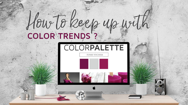 "Looking for simple and easy ways about ""How to keep up with color trends?"" Visit Chameo Designs trend research area."