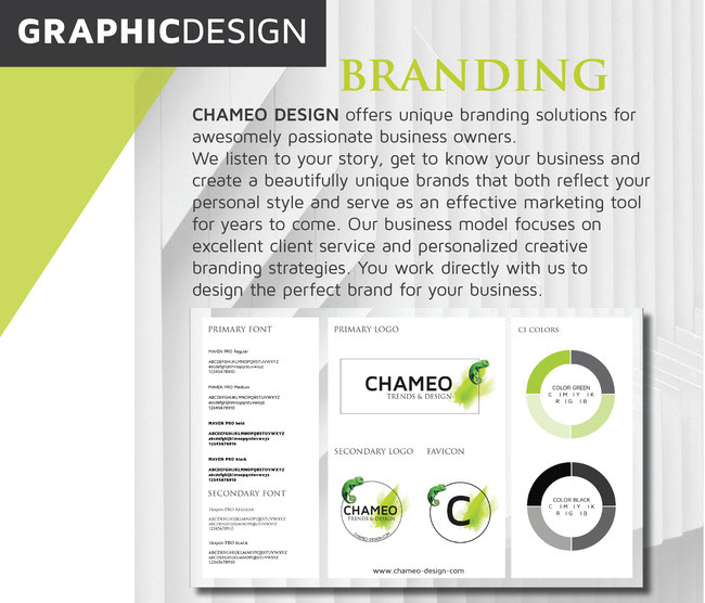 Graphic Design and Branding