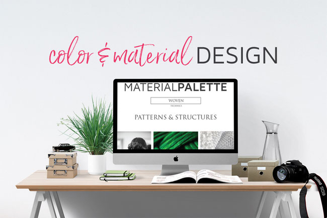 Chameo Color & Material Design