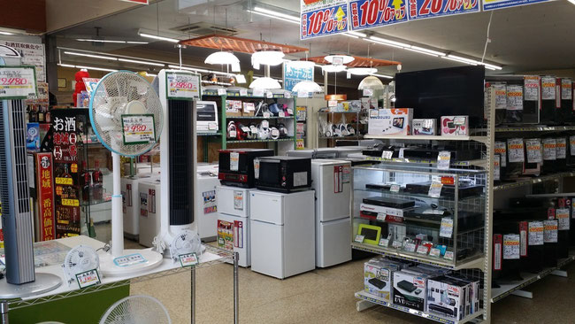 冷蔵庫・洗濯機・液晶テレビなど...