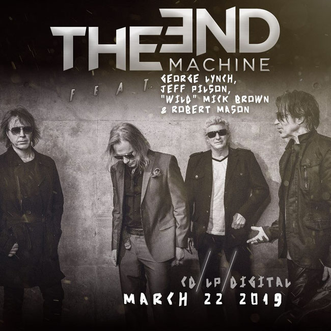 The End Machine, new video, Leap of Faith, Rockers And Other Animals, Rock News, Rock Magazine, Rock Webzine